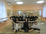 "Visit to School of Arts and Dance Ensemble ""Businki"""